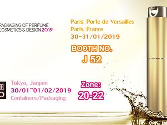 PCD Paris & COSME Tokyo 2019