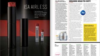 ISA Airless : SPC Magazine Aug. 2015