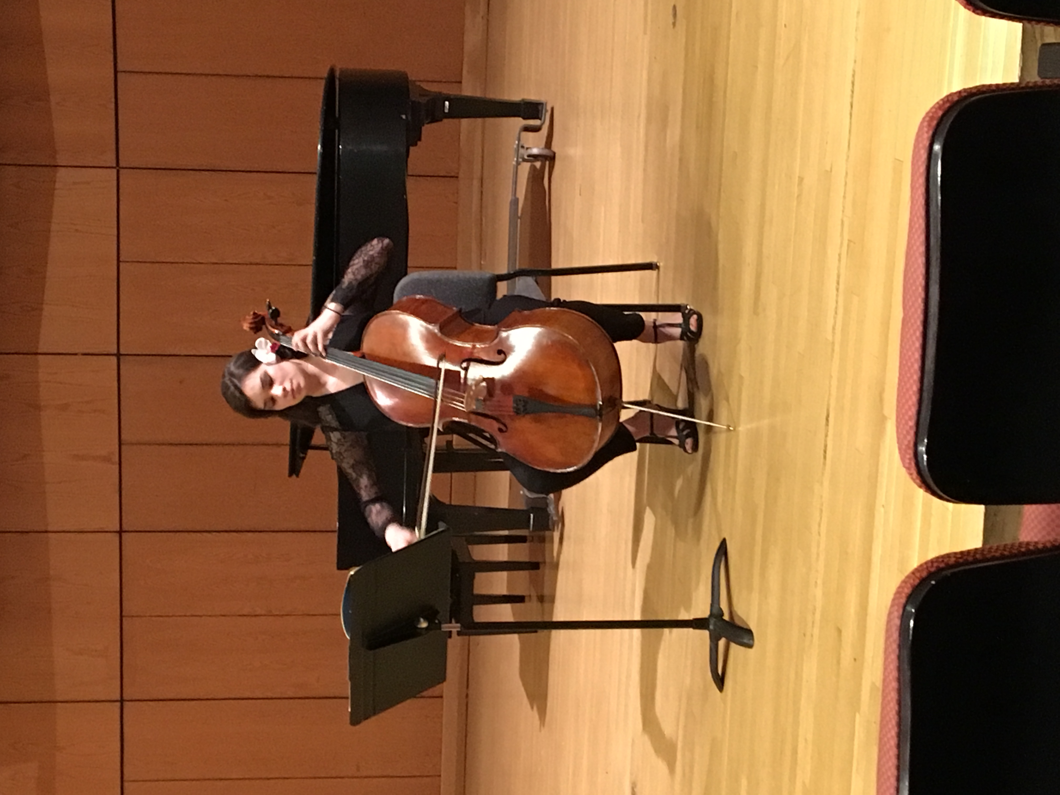 Cello Classes