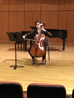 Cello Classes