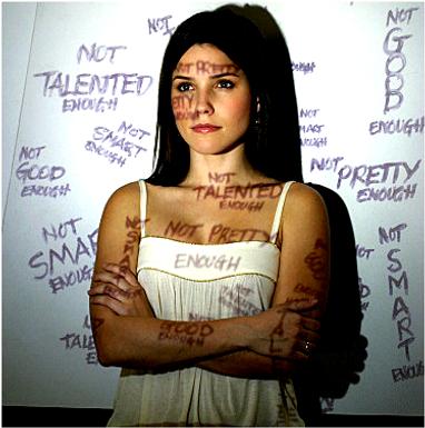 Low Self Esteem-The Hidden Handicap