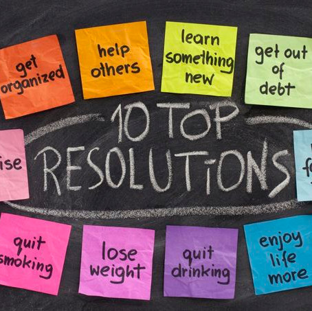 New Year's Resolutions: A Road Map To Success