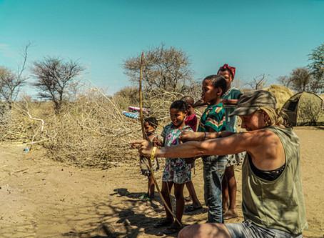 Hunting and Gathering in the Kalahari
