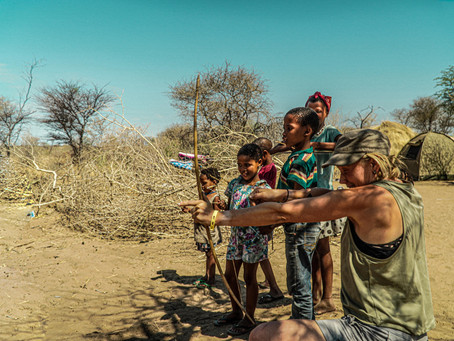Hunting and Gathering in the Kalahari