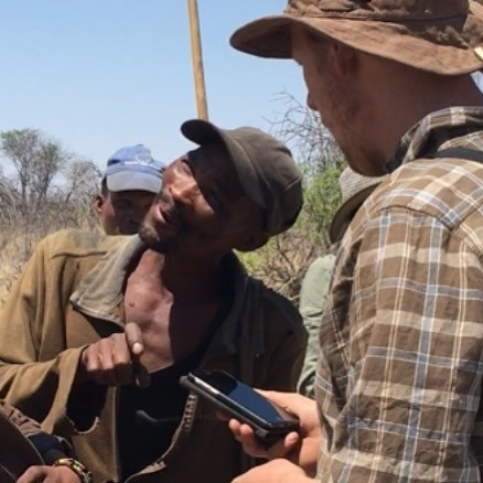 Bird language with the Ju/Hoansi San bushmen