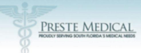 Preste Medical Logo