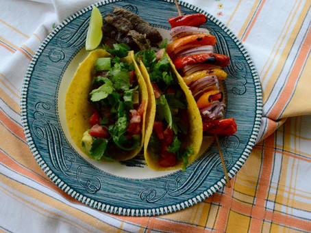 Memorial Day Steak Tacos