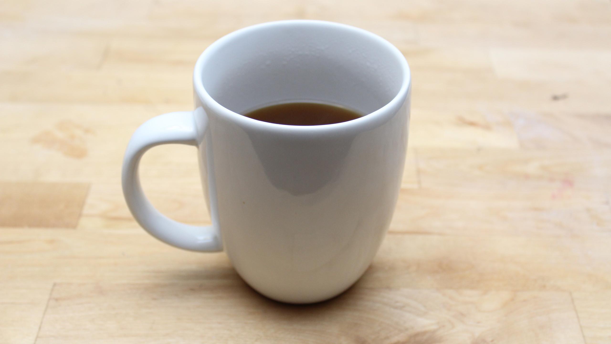 Drink like tea