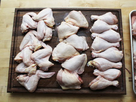 Thrifty Chicken: Save Money On Pastured Poultry With Simple Butchery