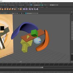 TARDES: Taller disseny 3D (ordinador)