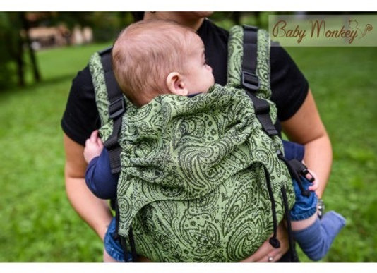 Mochila certificada BabyMonkey - Mehidi