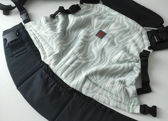 Mochila marca NashSling - Zebra diseños