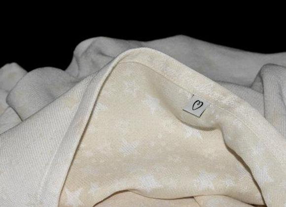 Fular tejido marca Lovaloom diseño TELESCOPE FROZEN