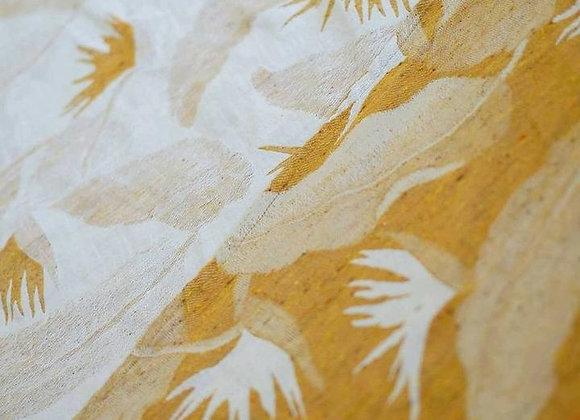 Bandolera de fular tejido marca Lovaloom diseño EDEN GO BANANAS V2