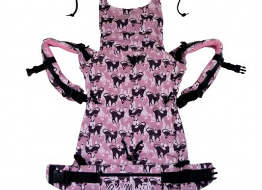Mochila BabyMonkey - Catlike