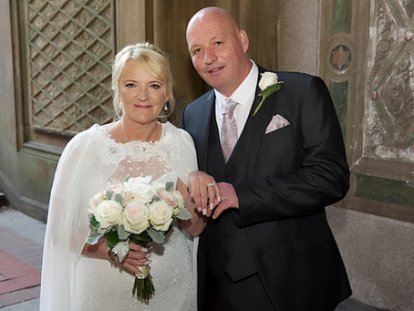 """After 35 years, let's say """"I do"""""""
