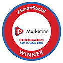 _bigapplewedding SmartSocial Badge - Cir