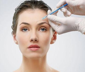 Botox Injektionen