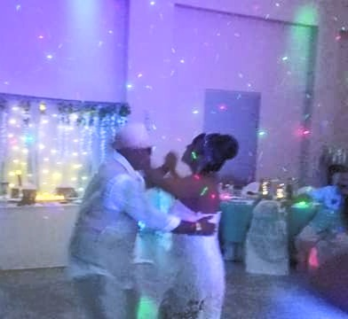 Wedding at Helios Hall