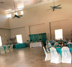 Weddings at Helios Hall