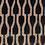 Thumbnail: Black and Cream High End Cut Velvet - Velvet Paddle Upholstery Fabric - Upholste