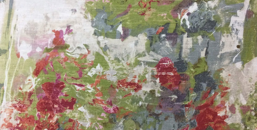 Camden Pastel by Hamilton - Pastel Fabric Art - Drapery - Pillow Cover