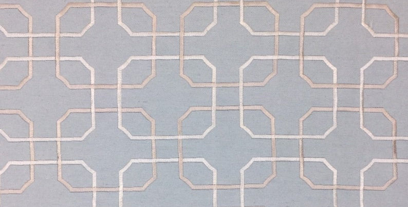 Mingle Spa - Cream - Gold - Geometric