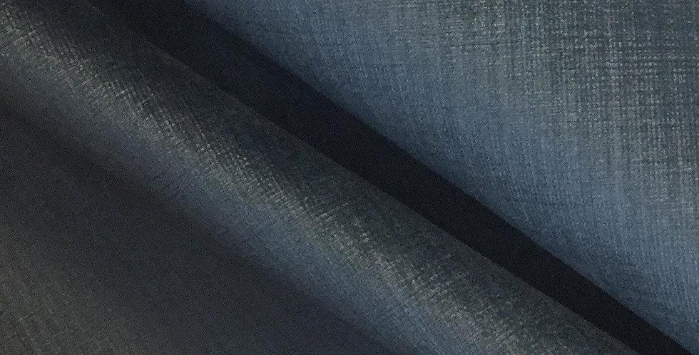 Plush Blue Velvet - Velvet Pillow Covers - Velvet Fabric By The Yard - Blue Velv