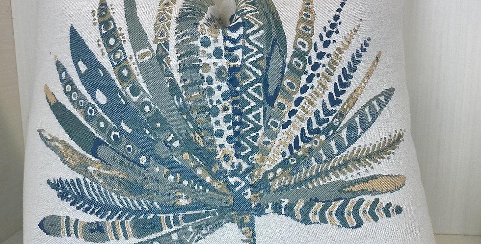 Fan Palm Seaglass