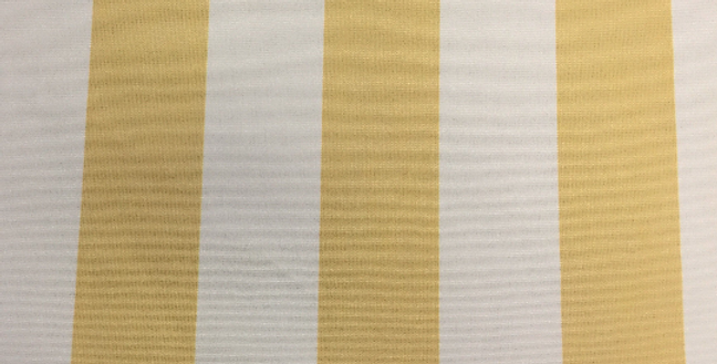 Yellow Wide Stripe Outdoor