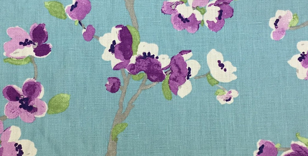 Cherry Blossom - Linen - Braemore