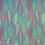 Thumbnail: Aqua - Multicolor Leaves - Pink
