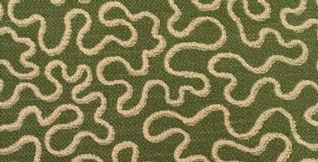 Green Vermicelli - Swirls