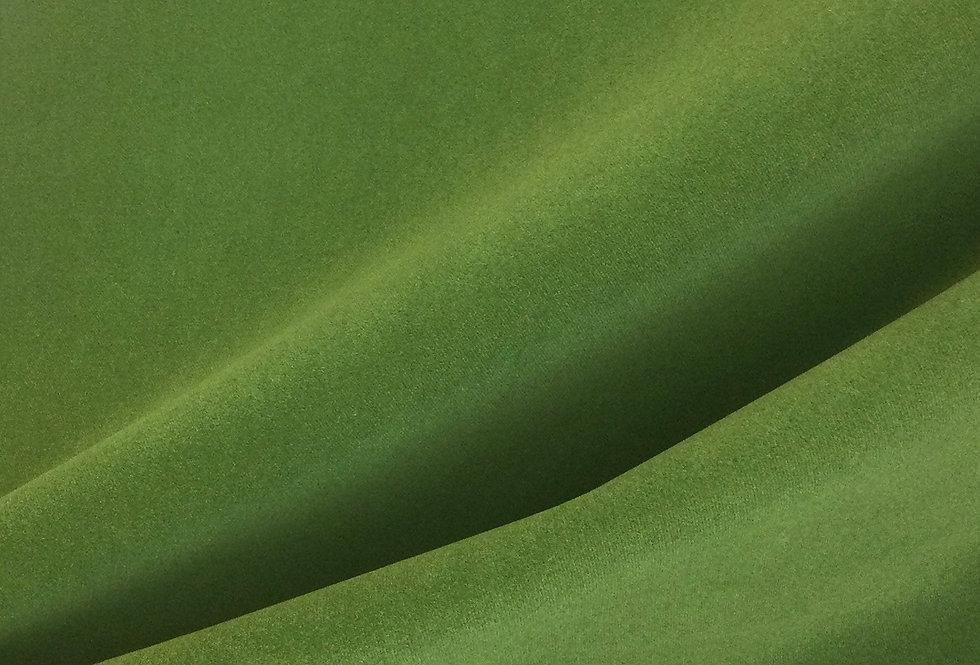 Forest Green Velvet - Soft Textured Fabric - Velvet Finish - Upholstery - Fabric