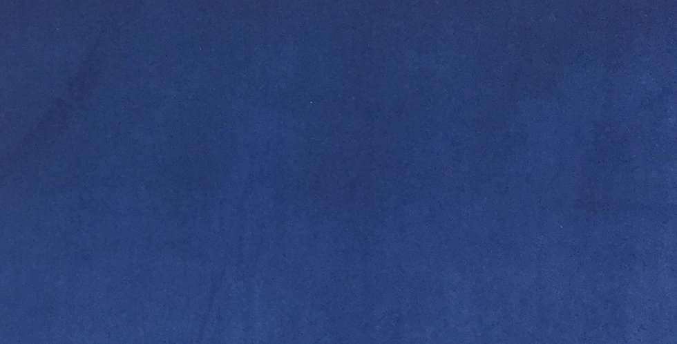 Deep Blue Navy Velvet