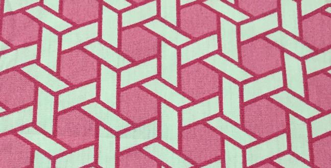 Bubble Gum Geometric