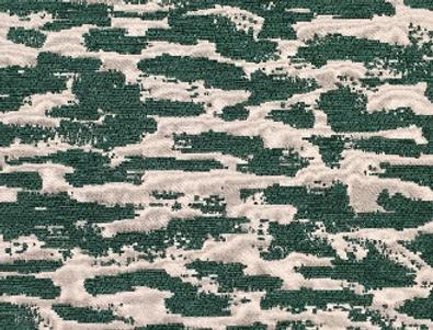 Emerald Green Woven - Textured