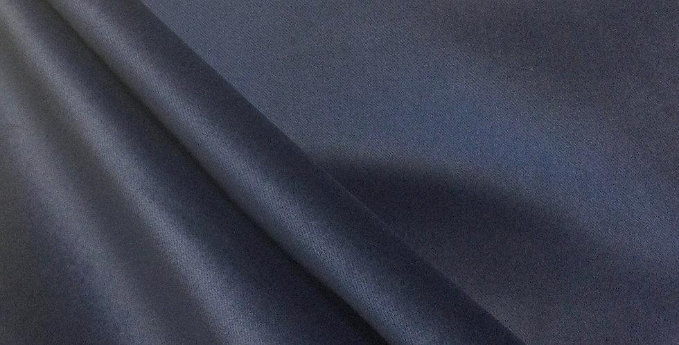 Downpour Blue Cloud Velvet - Accent Pillows - Fabric by the Yard - Dark Pillows