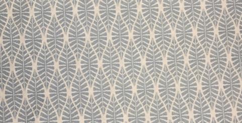 R-Lara Mineral - Blue Leaf - Woven