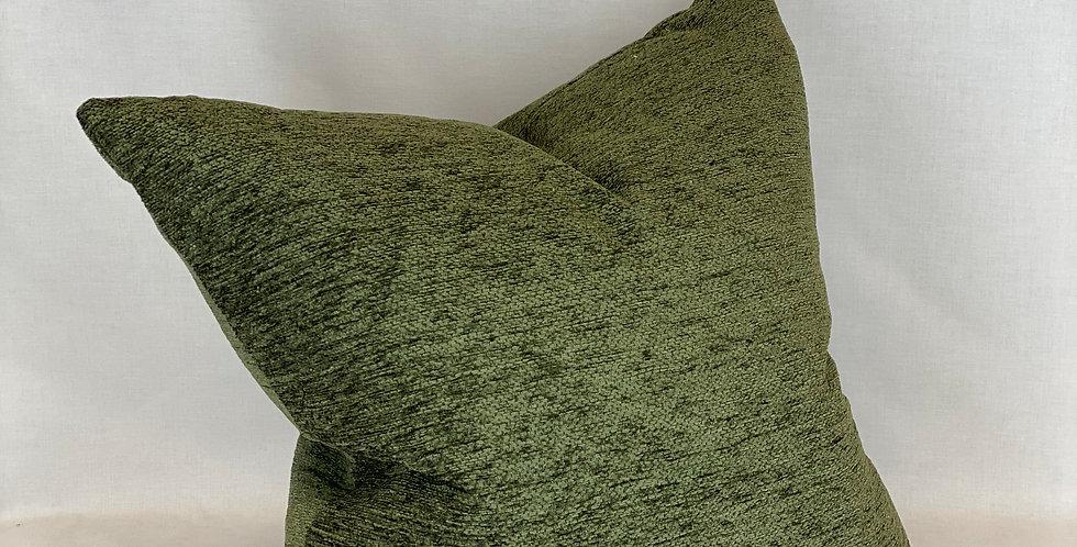 Hunter Green Pillow Cover