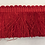 Thumbnail: Solid Red Brush Fringe