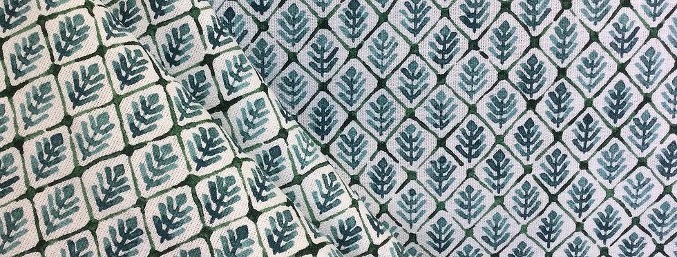 Kendall Wilkinson Fabricut - Saranac Pine - Upholstery