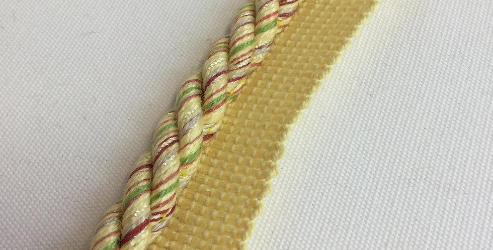 Yellow Summer Lip Cord