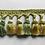 Thumbnail: Green and Yellow Tassel Fringe