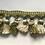 Thumbnail: White and Green Tassel Fringe