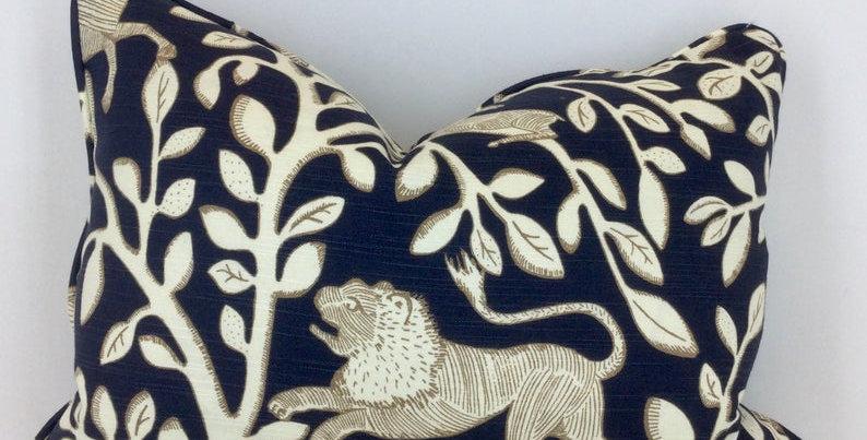 Robert Allen Pantheon Admiral Pillow Cover