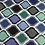 Thumbnail: Sunbrella - Empire Cobalt - Blue Moroccan