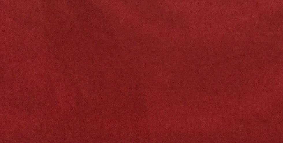 Solid Red Velvet Upholstery Fabric