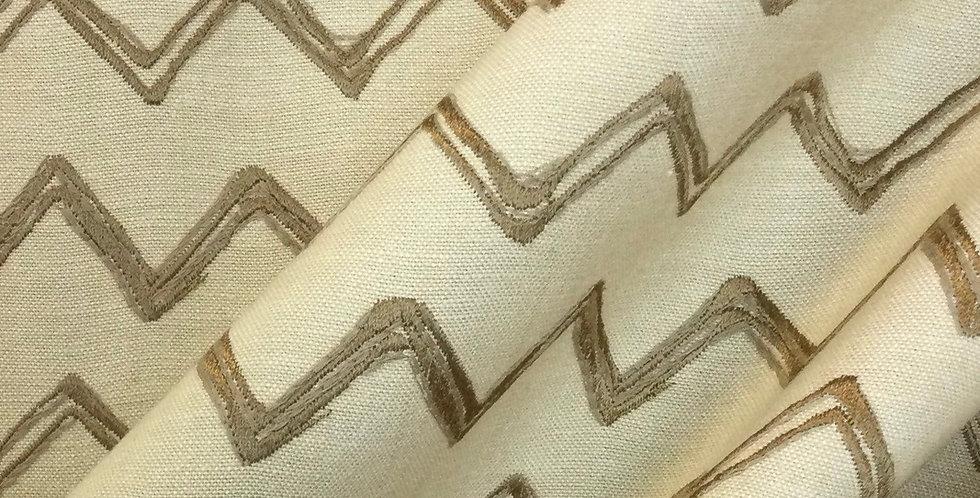 Weber Dijon Mustard - Chevron Stripes - Sheen Chevron Stripes