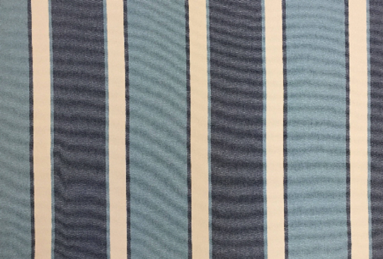 Shades Of Blue - White - Stripes